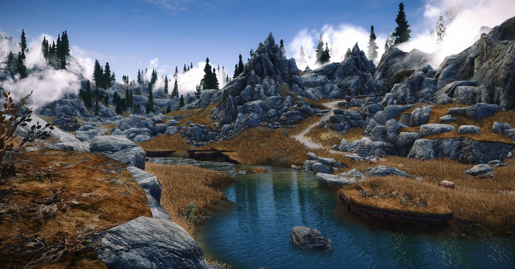 BOSS - A total overhaul project for Skyrim SE - LH Mods
