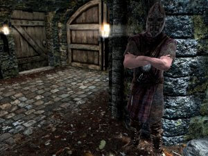 Skyrim Whiterun Guard